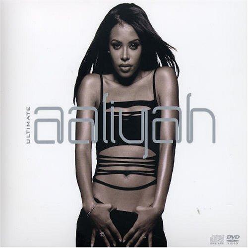 Ultimate Aaliyah CD Cover Photo