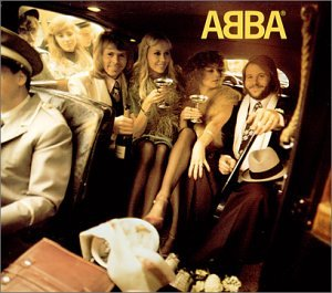 ABBA CD Cover Photo