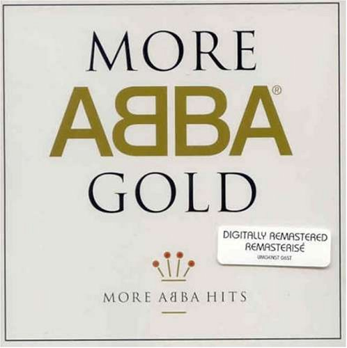 ABBA Hits CD Cover Photo
