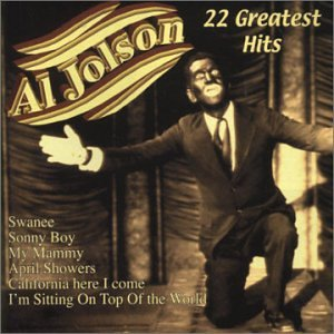 "Featured recording ""Al Jolson 22 Greatest Hits"""