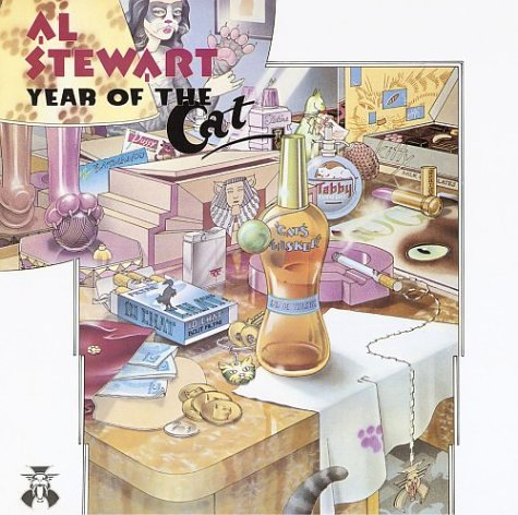Year of the Cat CD Cover Photo