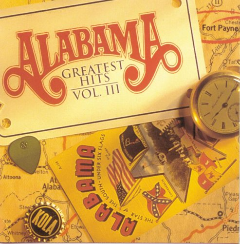 Alabama - Greatest Hits 3
