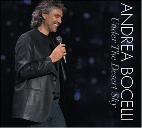 Tenor Andrea Bocelli will make