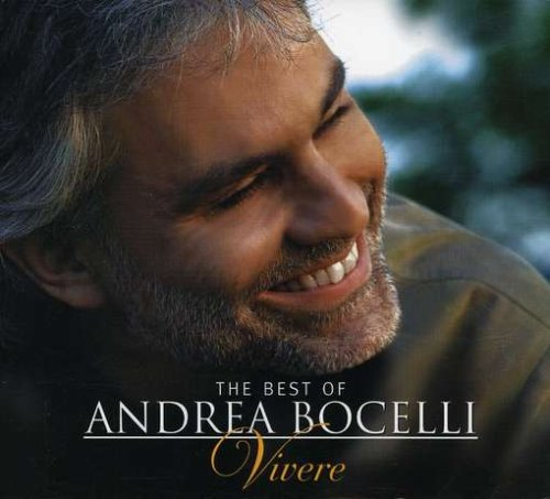 The Best Of Andrea Bocelli Vivere (CD & DVD Deluxe Edition)