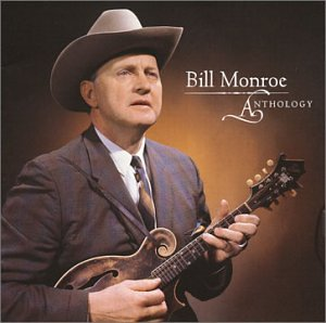 Bill Monroe portait courtesy