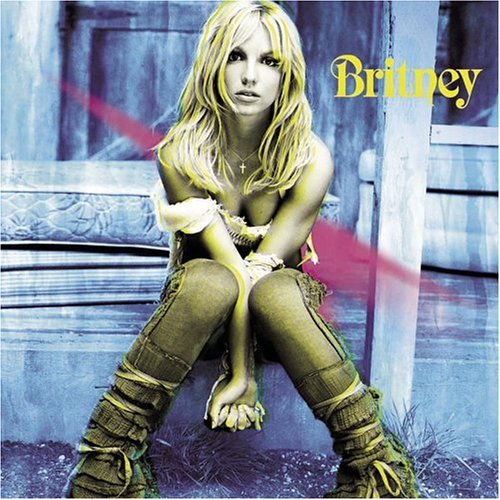 Britney Spears CD