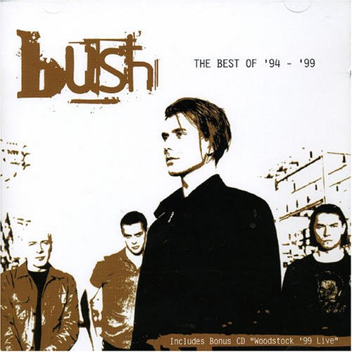 The Best of '94 - '99 CD Cover Photo