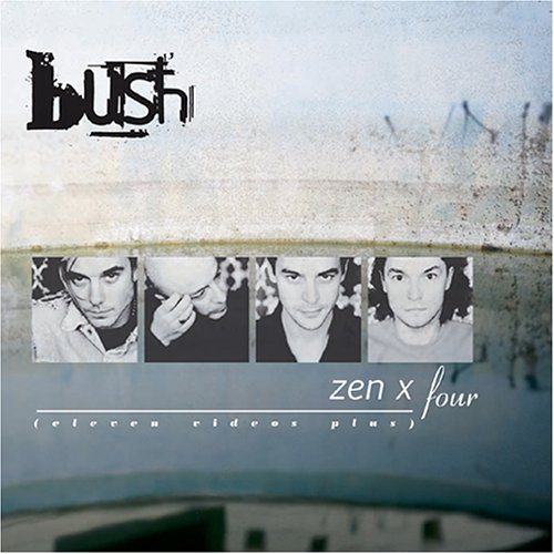 The album Zen X Four + Bonus dvd is released by Bush in the year 2005.