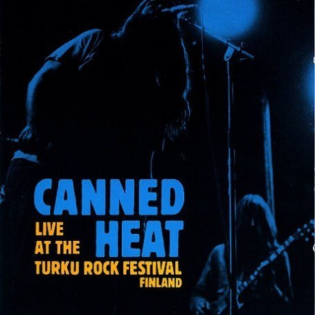 Live at the Turku Rock Festival /Finland 1971
