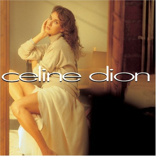 Celine Dion CD Cover Photo