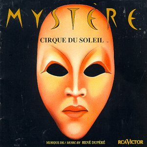 CIRQUE DU SOLEIL - Mystere Album