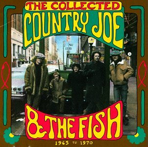 Country Joe and the Fish . Cd-cover