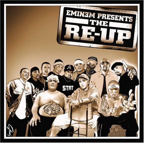 Eminem Presents the Re-Up CD Cover Photo