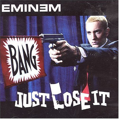 The album Just Lose It Pt.1 is released by Eminem in the year 2009.