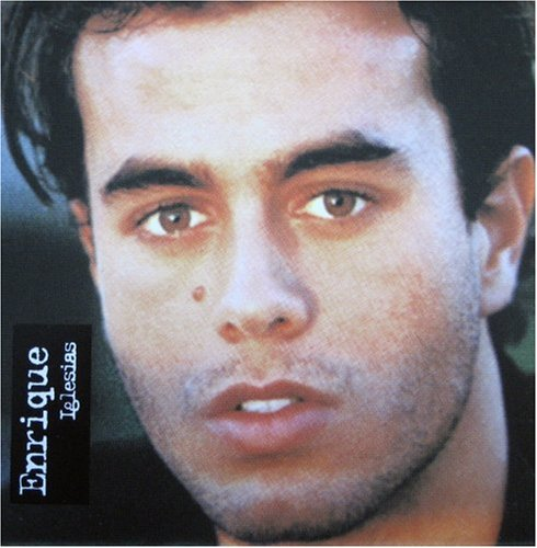 Enrique Iglesias CD Cover Photo
