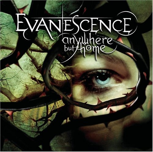 EVANESCENCE - Anywhere But Home (w/ bonus DVD) Album