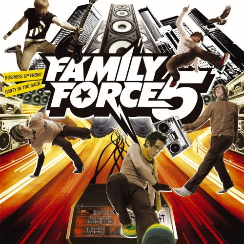 FAMILY FORCE 5 - X-GIRLFRIEND LYRICS
