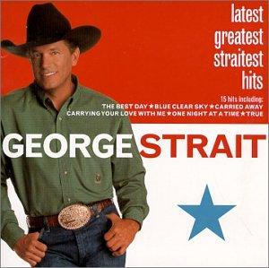 Artist George Strait on Latest George Strait Write This Down