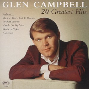 GLEN CAMPBELL - 20 Greatest Hits
