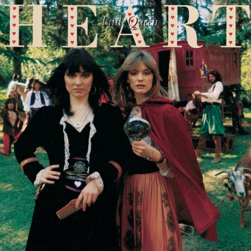 HEART - Little Queen Album