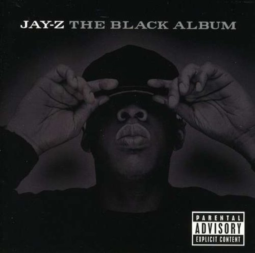 The Black Album CD Cover Photo