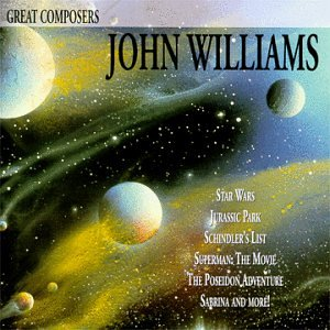 JOHN WILLIAMS - Great Composers: John Williams (Film Score ...