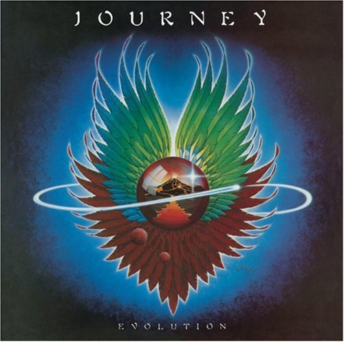Faithfully journey album cover