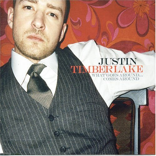 cry me a river justin timberlake album cover. The album What Goes Around,