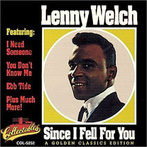 Lenny Welch Father Sebastian