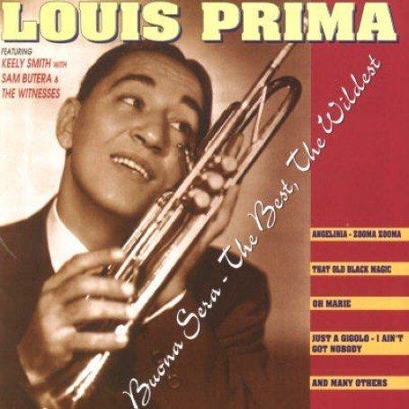 Louis Prima - Angelina Lyrics - YouTube