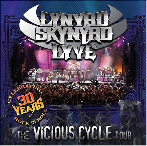Lynyrd Skynyrd Vicious Cycle Tour