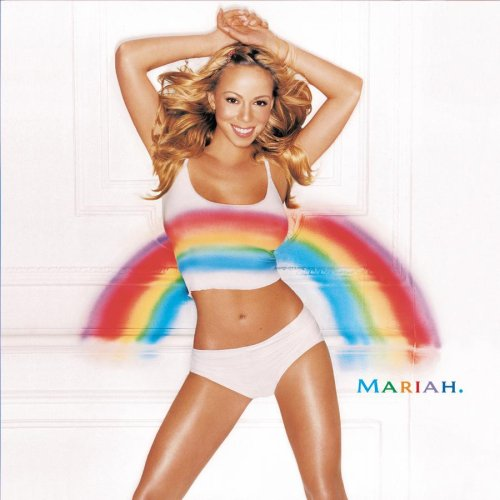 mariah carey album cover