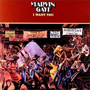 Marvin gaye all the way around