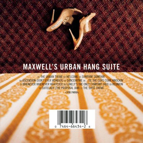 Maxwell Lyrics