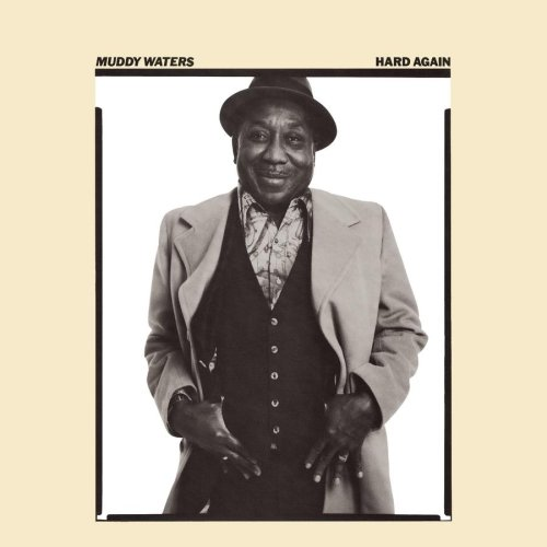 Muddy Waters : Hard Again (1977) Cd-cover