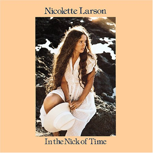 mark on Nicolette Larson s