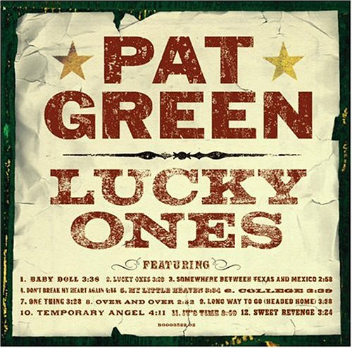 Pat Green – Dixie Lullaby Lyrics | Genius Lyrics