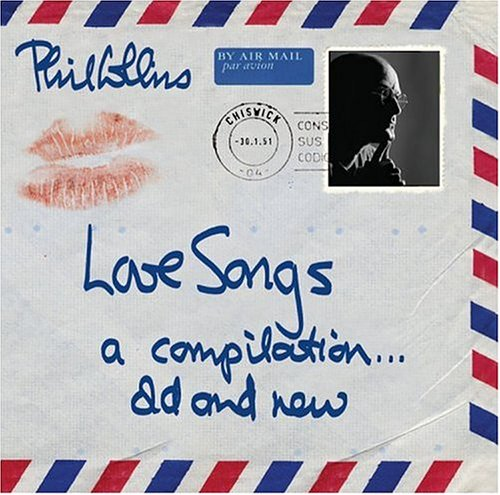 Love Songs: A CompilationOld and New CD Cover Photo
