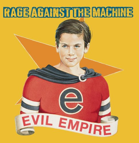RAGE AGAINST THE  MACHINE Дискография (1992 -2000 MP3)