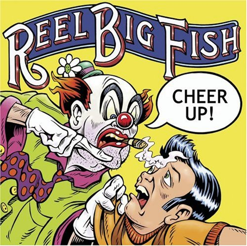 Reel Big Fish (Gig Poster) - image 20 - student project