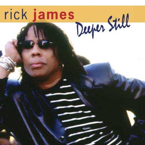 Rick James Dance Wit Me