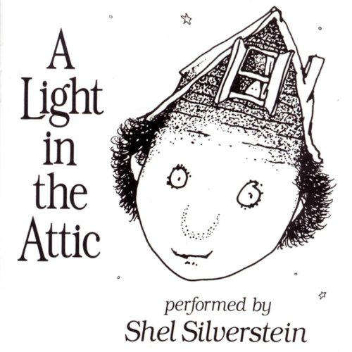 A light in the attic cover