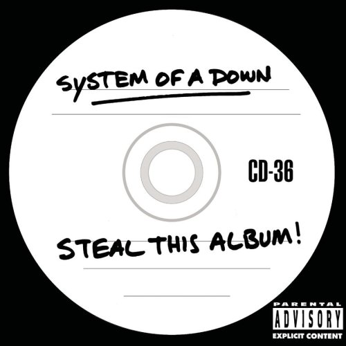 System of a Down Dyskografia (1998) Flac