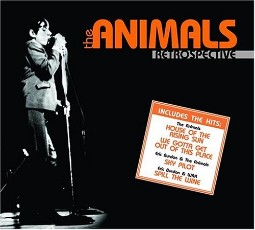 The Animals Albums