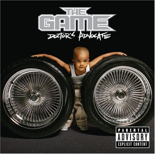 THE GAME - Doctor's Advocate Album
