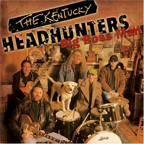 Kentucky Headhunters, The - It's Chitlin' Time / Dumas Walker