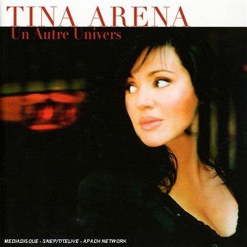 Je m'appele Bagdad - Tina Arena  Cd-cover