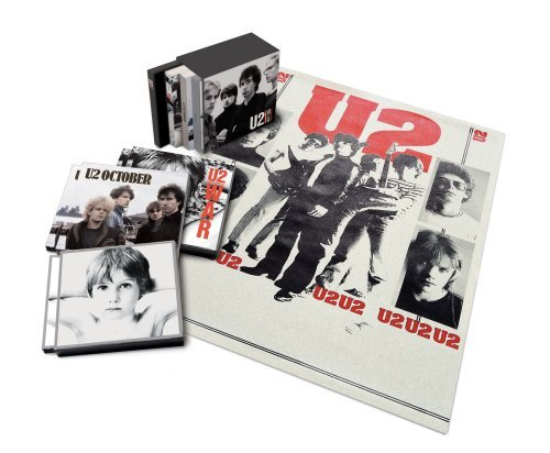 U2 Deluxe Edition Box Set [Amazon.com Exclusive]