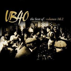 UB40 Cd-cover