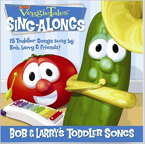 Bob And Larry's Toddler Songs